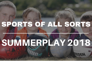 SummerPlay 2018 | FIDI | July 9th to July 13th