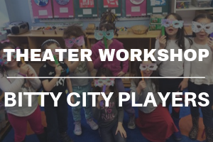 Bitty City Players Theater Games