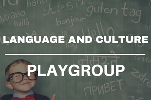 Language and Culture Playgroup