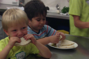 June 15th: Cooking Workshop at Whole Foods Tribeca + Washington Market Playgroup