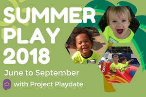 Summer Play 5-Day Play Pack