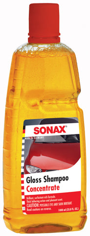 SONAX Car Wash Gloss Shampoo Concentrate