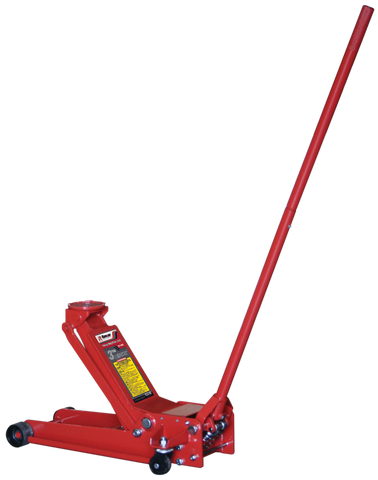 "Ranger RFJ-6HD 3-Ton Capacity Heavy-Duty ""Low Rider"" Garage Floor Jack"