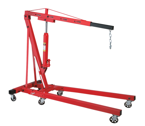 Ranger RSC-2TF 2-Ton Folding Shop Crane