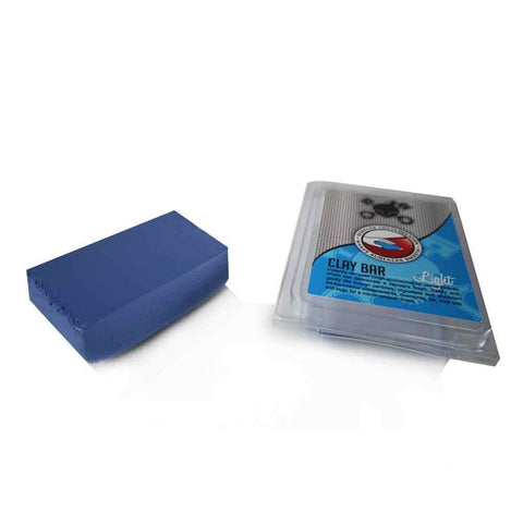 Clay Bar, Blue, Light (100g)