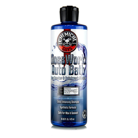 Glossworkz Gloss Booster & Paintwork Cleanser (16 OZ)