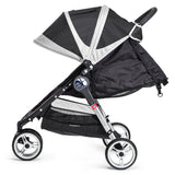 Baby Jogger City Mini Single 3 Wheel (Black) - Baby Gosling  - 2
