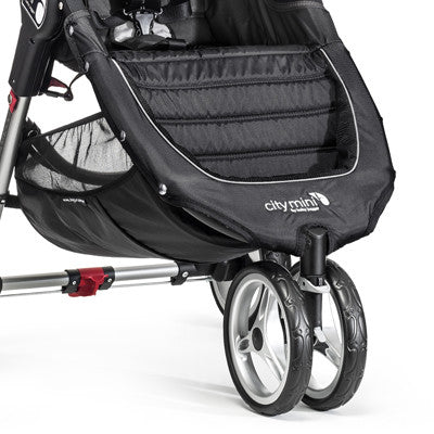 Baby Jogger City Mini Single 3 Wheel (Black)