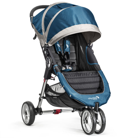 Baby Jogger City Mini Single 3 Wheel (TEAL)