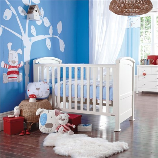 Izziwotnot Tranquillity 2 Piece (Cot Bed and Under Drawer)