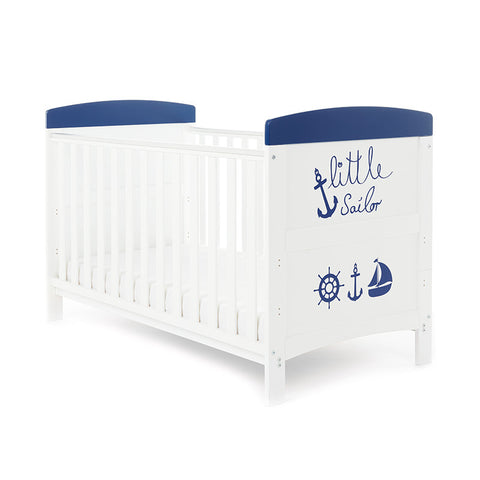 Obaby Grace Inspire Cot Bed, in 5 stunning designs is now available