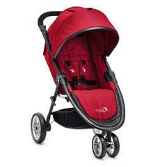 Baby Jogger City Lite (RED) - Baby Gosling  - 1