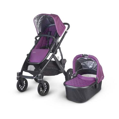 Vista Uppababy Pram Samantha 2015 and Maxi Cosi Cabrio Car Seat