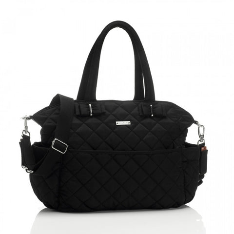 Storksak BOBBY Changing Bag (Black )