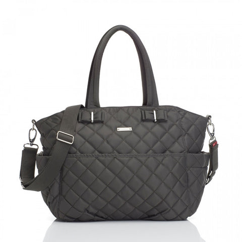 Storksak BOBBY Changing Bag (Charcoal)  Pre Order May