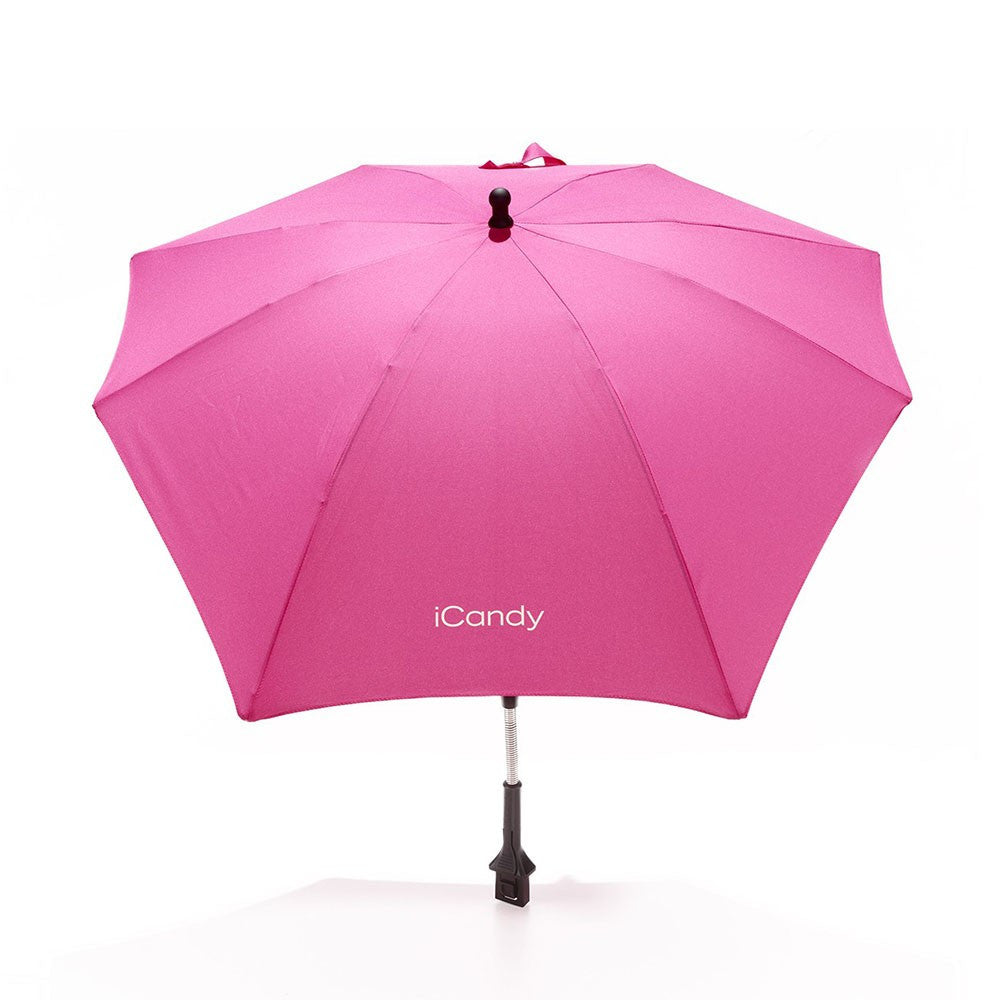 New iCandy Universal Parasol (Pink) with peach clip - Baby Gosling  - 1