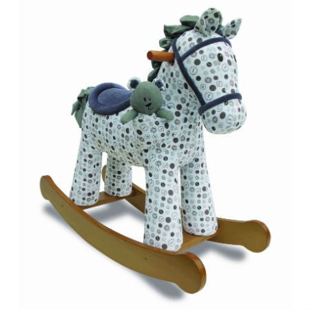 Little Bird Told Me  Dylan & Boo Rocking Horse 12M+ - Baby Gosling  - 1