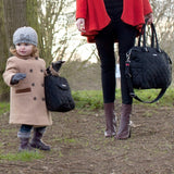 Storksak BOBBY Black + Free Buggy clip Pre Order May - Baby Gosling  - 3