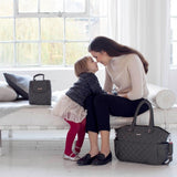 Storksak BOBBY Charcoal + Free buggy clip Pre Order May - Baby Gosling  - 2