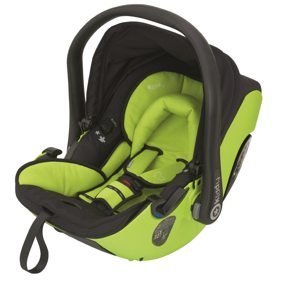 Kiddy Evolution Pro 2 Car Seat (Group 0+) Birth - 15 months Weight: 0 - 13 kg