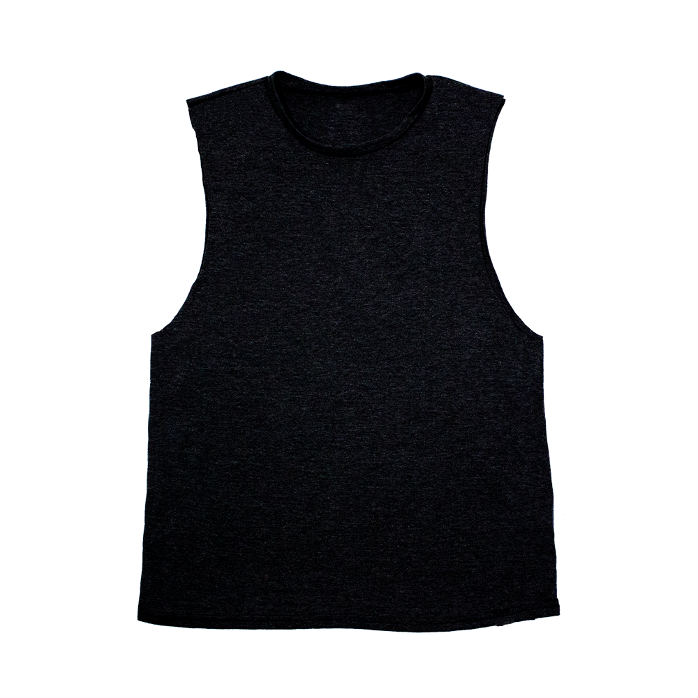 Ladies 50/50 Muscle Tank (AV5893)