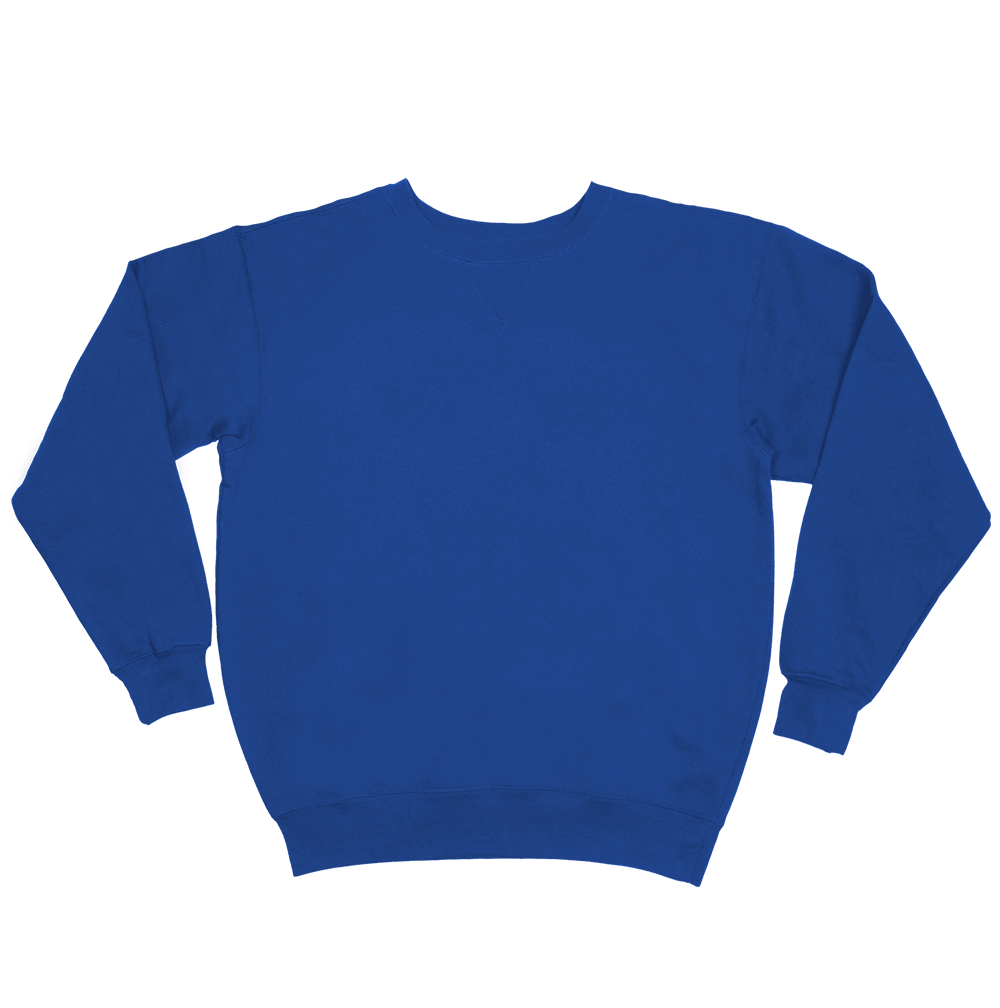 Unisex Fleece Crewneck with V-Neck (AVMT903)