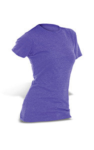 Ladies Super Soft Blended Tee (AVM3540)