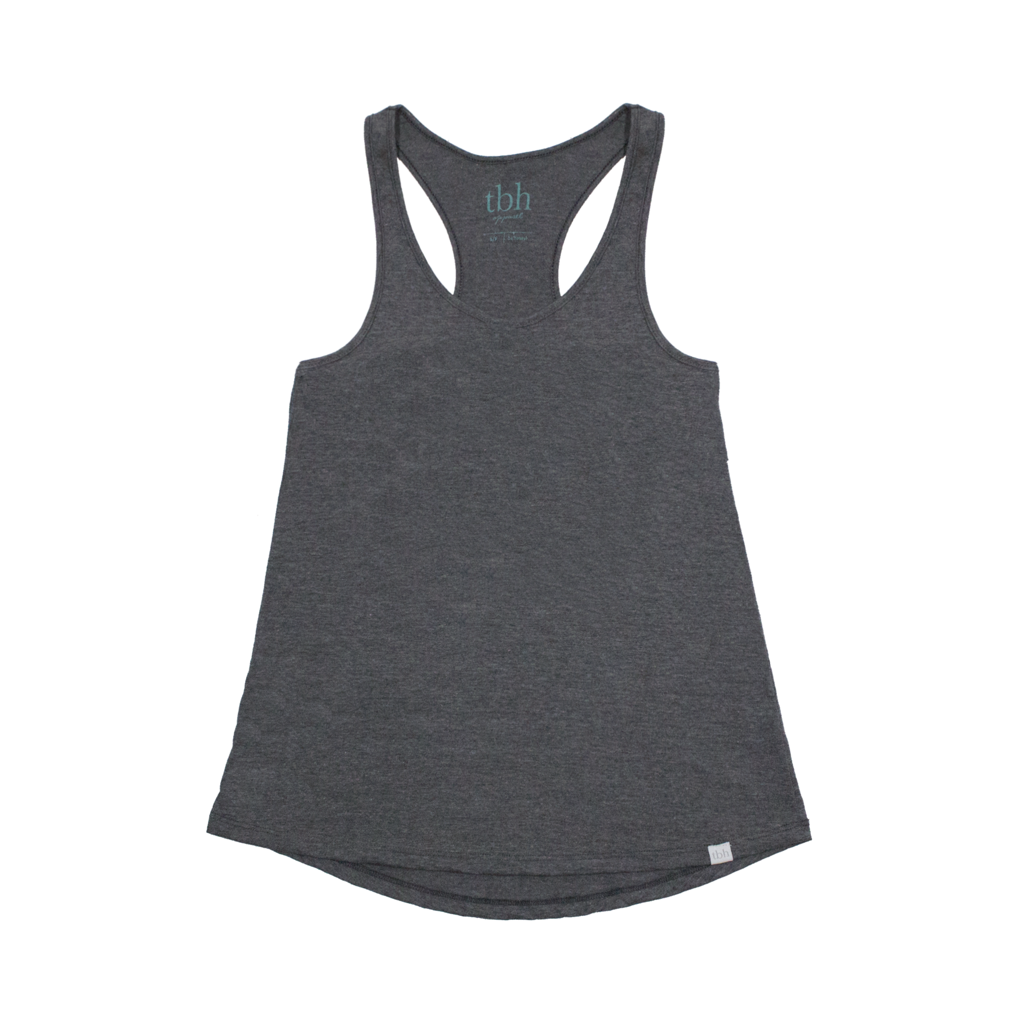 Ladies 50/50 Racerback Tank (AV5890)