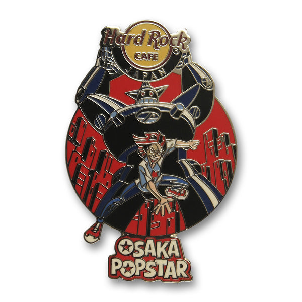 Robot Hard Rock Cafe Pin