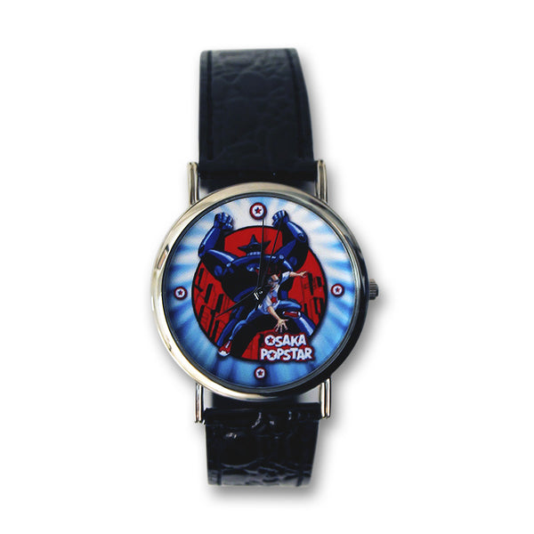 Robot Round Watch