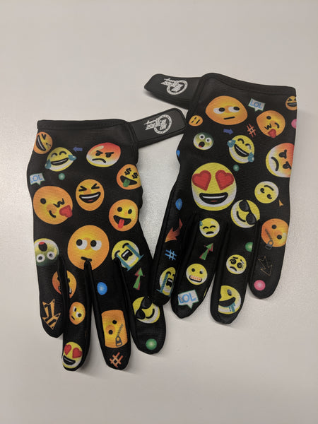 Emoji gloves