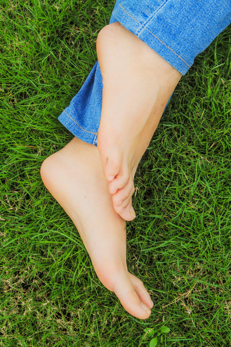 Socks Off for Summer: Love Your Feet Through the Heat