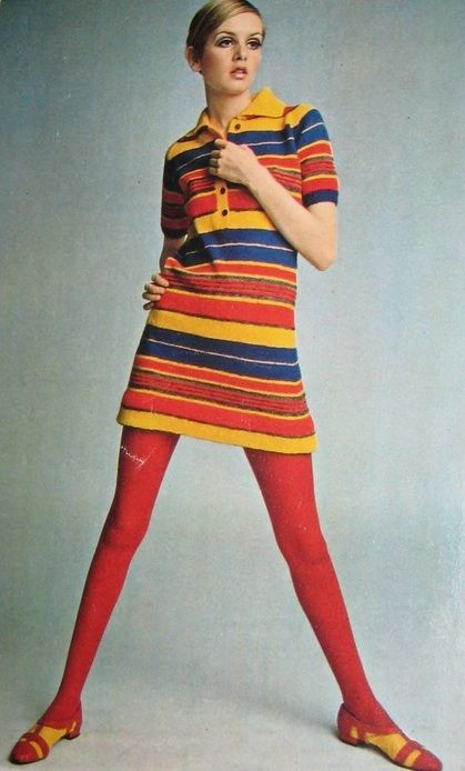 MeMoi's Hosiery History: A Brief Timeline of Tights in the 1960s