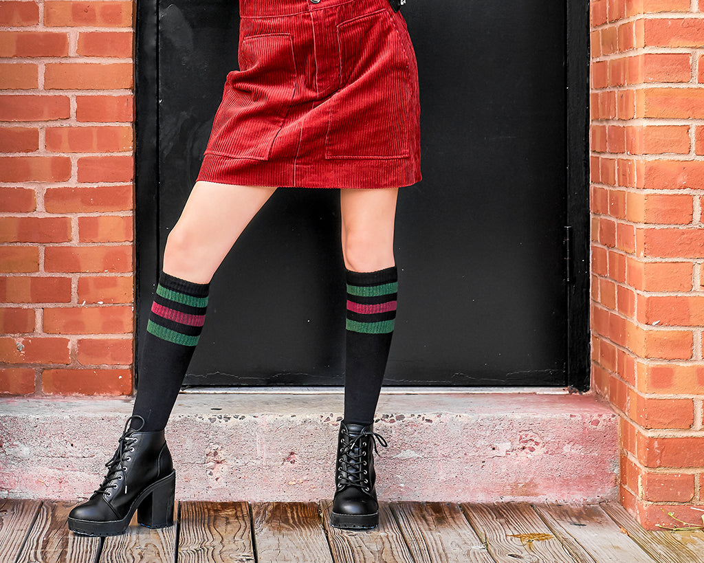 Shop Women's Autumn & Winter Socks | Knee High, Over the knee, Sweater Tights, Anklets | Cute and Sexy styles