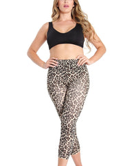 High Waist Control Shapewear Leggings