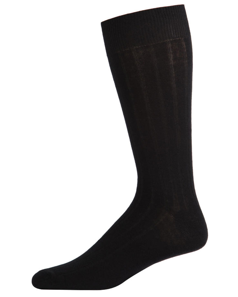 MeMoi Men's Cotton Blend Crew Socks 3-Pack