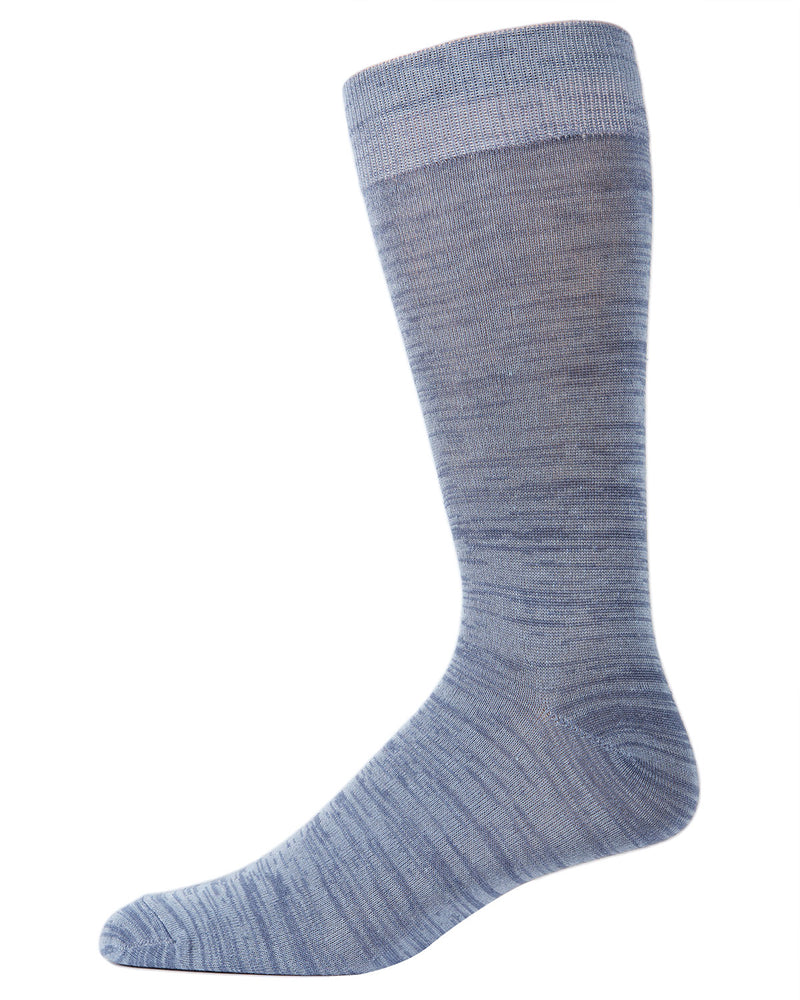 Men's Bamboo Blend Darts Crew Socks 2-Pack | mens clothing by MeMoi | fun mens novilty socks | 182119-25402-10 13 -4