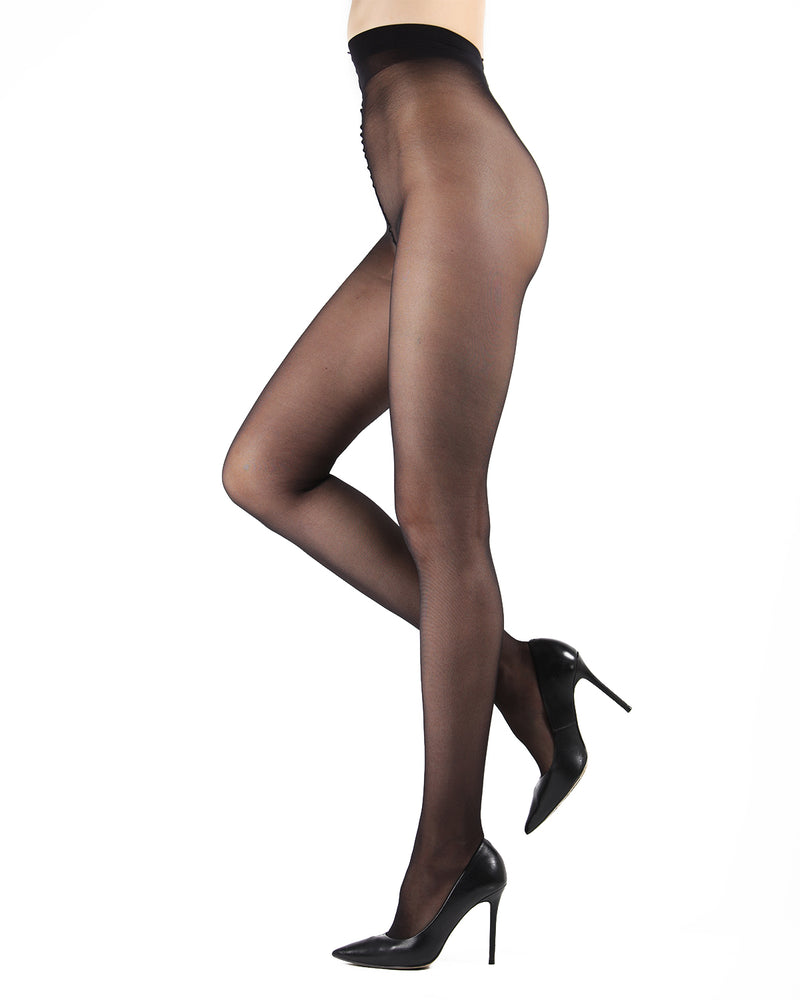Levante Women's Satin Sheer Tights