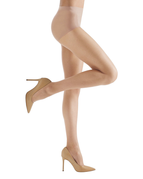 Bare Control Top Pantyhose - 8 Denier - 6 Pack