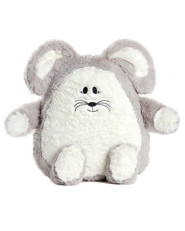 MeMoi Cozy Buddies Bunny | Stuffed Animals & Plush Toys w/ Bunny Socks  | Rabbit CCB00165
