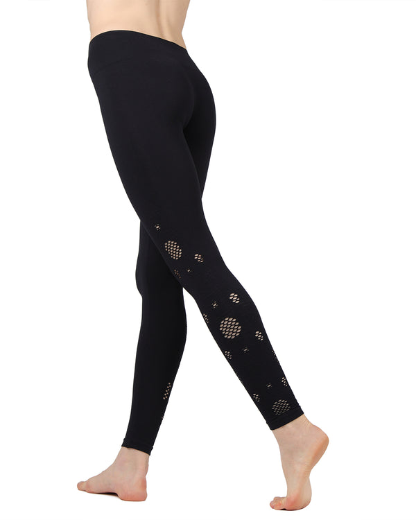 Seamless Legging with Waistband