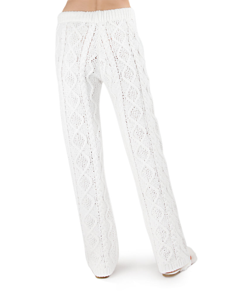 LoungeLife Marshmallow Drawstring Pants
