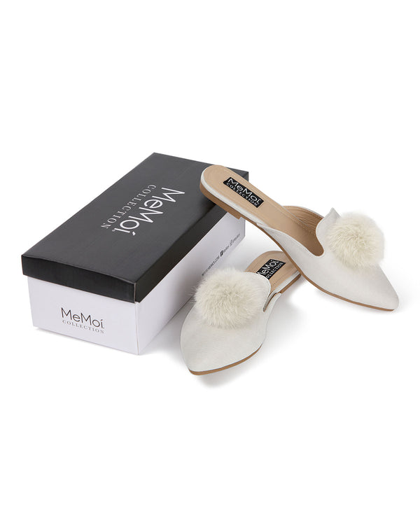 The Vida Mule Slippers