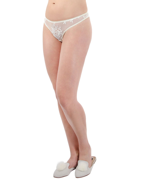 Chantilly Lace Thong