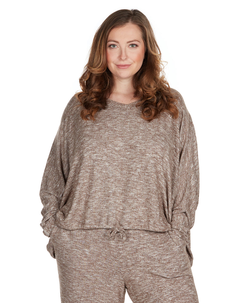 Hacci Lounge Pull Over Top