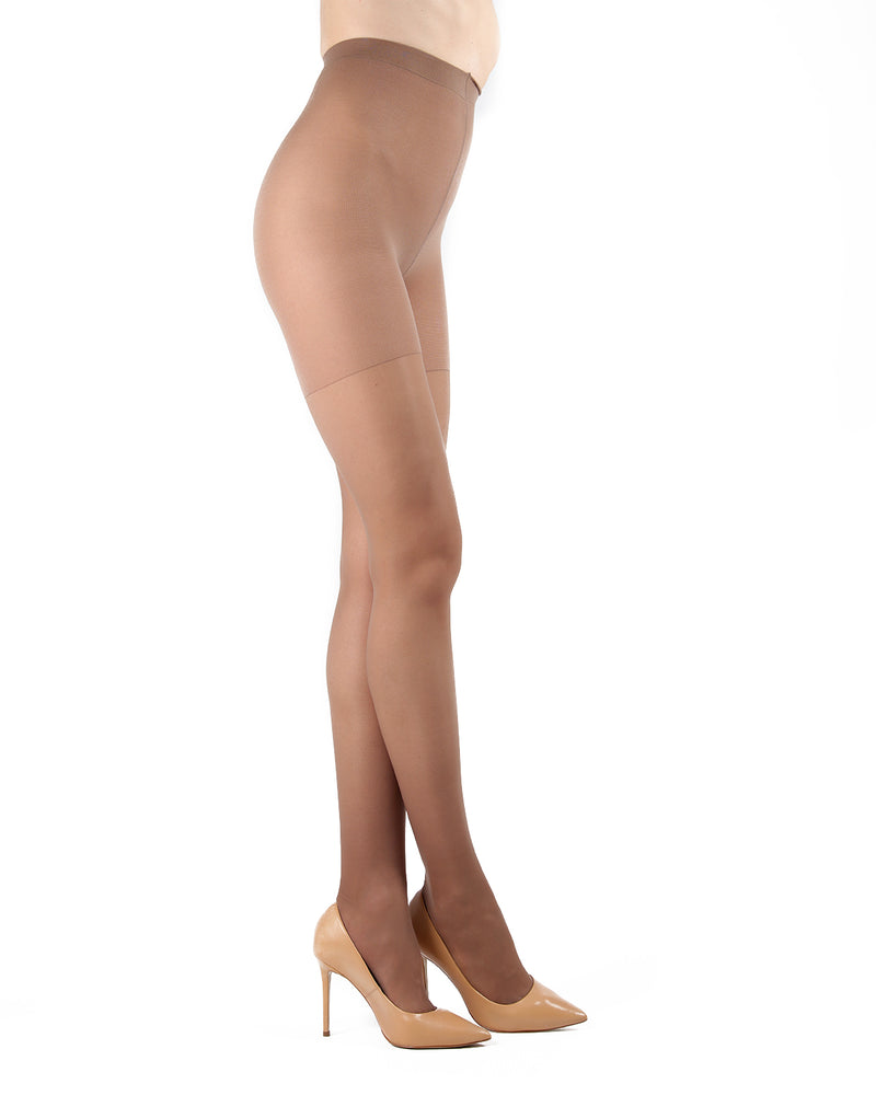 Dynamic Sheer Massaging Pantyhose | Women's Tights by Levante -10