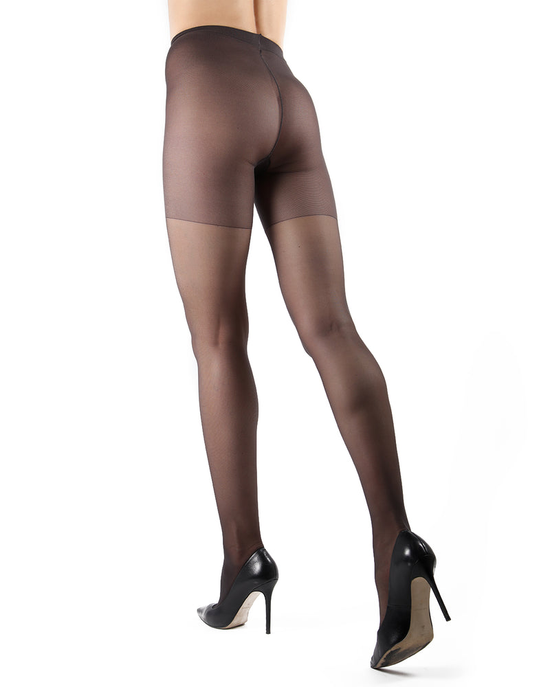 Dynamic Sheer Massaging Pantyhose | Women's Tights by Levante -4