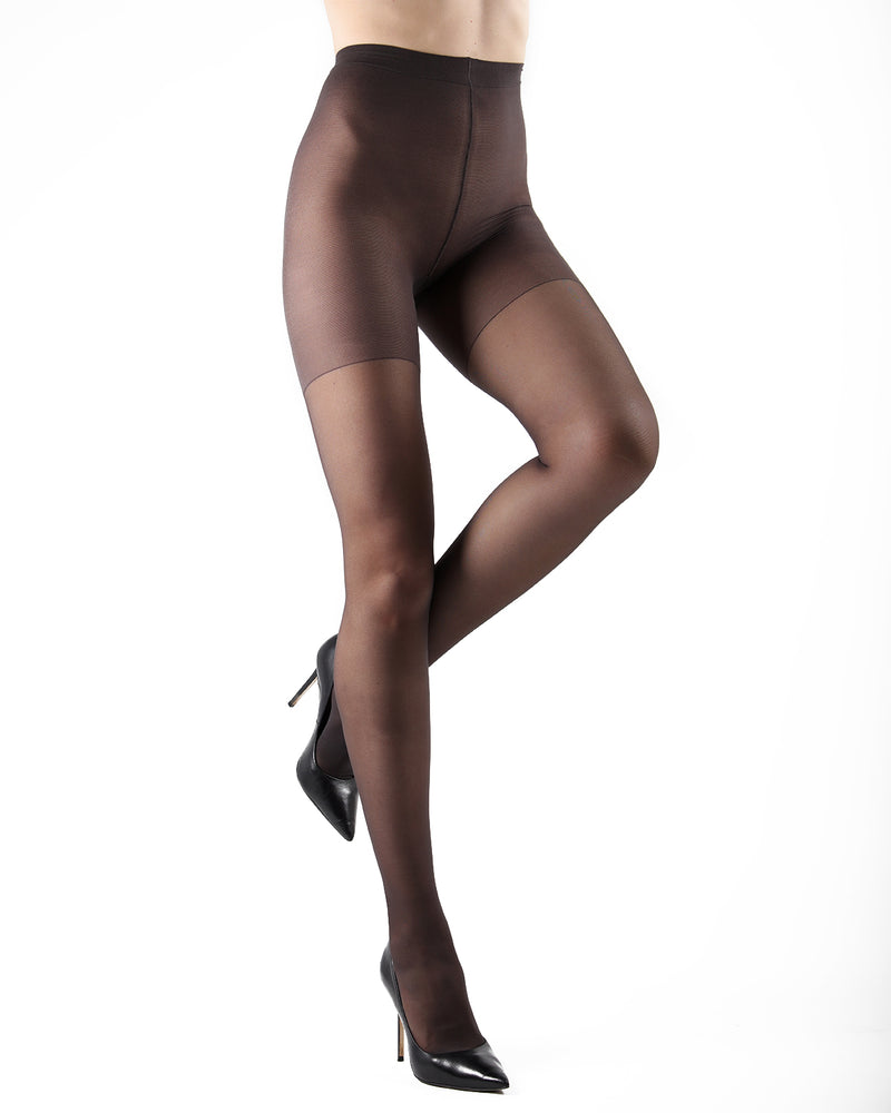 Dynamic Sheer Massaging Pantyhose | Women's Tights by Levante -3