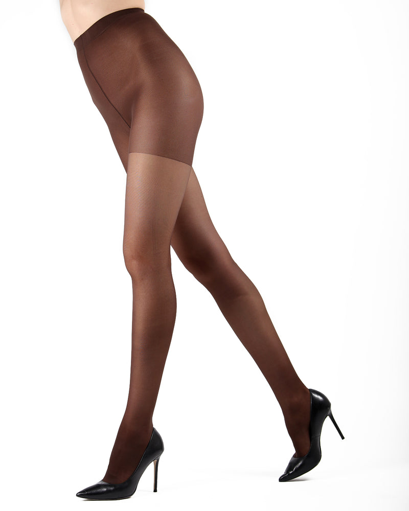 Dynamic Sheer Massaging Pantyhose | Women's Tights by Levante -5