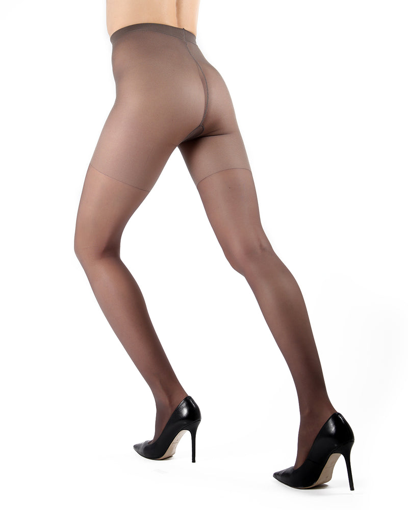 Dynamic Sheer Massaging Pantyhose | Women's Tights by Levante -8